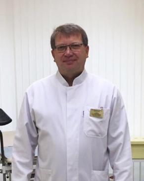 Врач колопроктолог — Судаков Владимир Петрович