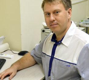 Хирург колопроктолог, эндоскопист — Подпругин Евгений Васильевич